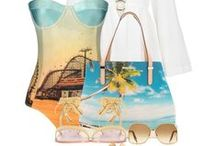 Fashion For Summer Holidays / by Beauty On Earth