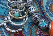 Ethnic vibes / Ornamental designs drawing their inspiration from traditional Eastern prints provide a sophisticated style. / by PANDORA
