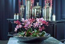 VENICE / Vases and bowls VENICE - for a stylish decoration in commercial and residential buildings. • Die Vasen und Schalen VENICE - für eine stilvolle Dekoration im Objekt oder privat.
