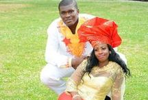 GHANAIAN BRIDE / west Africa brides.....we love our country