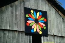 Quilting - Barn Quilts / by Hobbs Quilt Batting