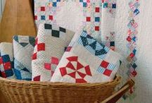 Quilting - Around the House / Inspirational  ways to warm up your living environment with  cozy or artistic quilts / by Hobbs Quilt Batting
