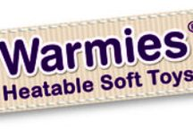 Warmies® / Warmies™ are a bright, new range of fully heatable soft toys. Available in 6 cute, colourful characters, each with their own individual personality. Fully microwavable and scented with French Lavender these characters are the perfect collectable companions for day and night. Simply heat in a microwave for two minutes to release the soothing aroma.  www.intelex.co.uk/whats-new/warmies.html