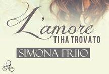 Romanzo L'Amore ti ha trovato / #romanzo @triskell edizioni #Romance  luglio 2016 #eBook