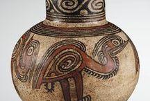 Ceramic America and art