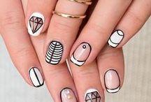 Nailed it / Nail art for Chloe