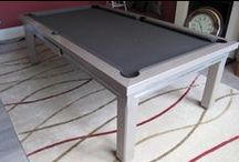 Our Colour P1 - Luxury Pool Tables / Luxury Pool Table examples of tables finished in our Colour P1