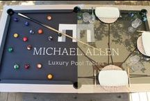 Outdoor Pool Table Range / In our opinion this is the best outdoor Pool Table on the market! http://luxury-pool-tables.co.uk/