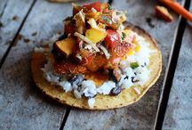 Tacos / Mouth-watering taco recipes.