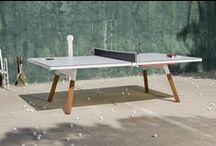 Luxury Table Tennis Table / Luxury Table Tennis / Dining Table / Ping Pong