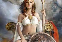 Divinità ~ Mitologia greca / Dei e Dee