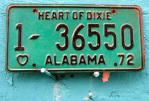 Alabama / America / Stato del sud