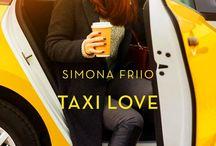 Romanzo Taxi Love / Romanzo (breve) contemporaneo Mood romantico ironico