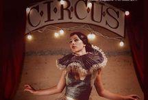Circo / Il mondo del circo. Acrobati, trapezisti, clown, domatori, ballerine