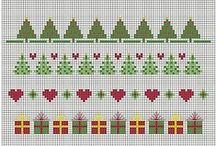 christmas crosstich