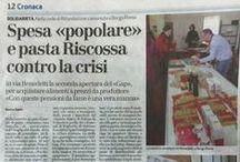 Gruppo d'Acquisto Popolare Verona e Provincia / I GAP, Gruppi di Acquisto Popolare, organizzano l'acquisto collettivo di prodotti alimentari per abbattere i prezzi come strumento di difesa e sostegno dei lavoratori e pensionati nella crisi.