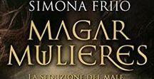 Romanzo - Magar Mulieres / XVII secolo a Milano