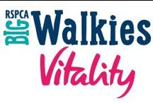 BIG Walkies S-O-T, Sun 4 Sept 2016 / RSPCA Big Walkies is back in Stoke on Trent for 2016 on Sunday 4th September at Park Hall Country Park. Join us for the best walk ever - registrations open soon...