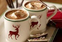 Christmas recipes / Belles recettes qui sentent bon Noël