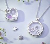 PANDORA Lockets / Lock your promise. Cherish your unique memories with PANDORA's Floating Locket concept.