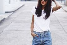 clothes // white tshirt