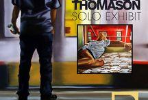W. Max Thomason | Solo Exhibit | October 2016