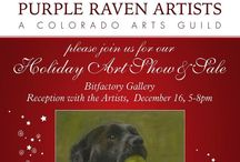 Purple Raven Artists | December 2016