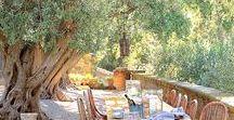 Terrasses d'été ~ Summer Outdoor