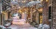 Neige & flocons ~Winter Wonderland