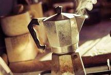 Café & Cappucino ~ Coffee & Cappucino