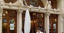 Tourisme // Cafés & bars
