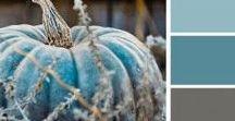 Nuanciers ~ Colors palettes