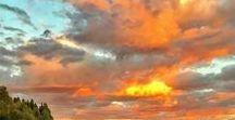 Nature // Couchers de soleil
