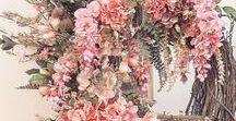 DIY // Couronnes ~ Wreaths
