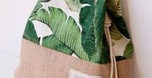 DIY // Tote bags