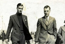 1940s Mens' Fashion