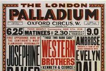Pre-WWII Cabaret & Theatre London