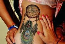 My Favorite Tatoos... / Tatoos    / by Andrea David