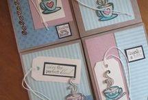 Cards / Hand-made cards ideas.