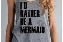 Mermaids / I am a mermaid