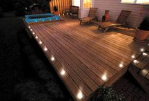 Landscape - outdoor / How my decking will look when finished x
