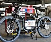 electric bicycles / Ebikes cool enough to share
