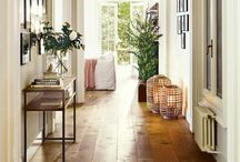 Home: Hallway / Decor For Small Spaces