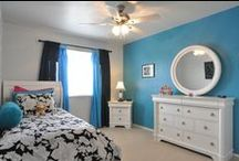 Kids Spaces: Girls Rooms