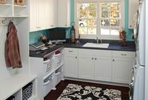 Home: Laundry Spaces