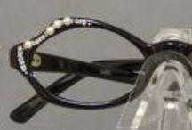 Vintage Eye Glasses (Not Cat Eye) / Vintage frames that are in all shapes.