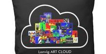 Lonvig ART CLOUD - Merchandise / There are 4 different types of USE License. PERSONAL USE License - is for you personally. A COMMERCIAL USE License is for a company, organization, education institutions - any private or public body, a school of any kind etc. Included is 1,000 PERSONAL USE Licenses for employees/members. A MANUFACTURER USE License is for a company that want to use my works in products for sale. Included is 1,000....see lonvig.dk