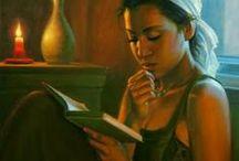 Reading (Illustrations)