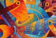 Textile Artist MAXIMO LAURA