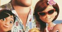 Disney & Pixar: Fanart & Funny Stuff